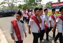 170 Siswa MTsN 1 Bandar Lampung Ikuti Wisuda Tahfidz Al-Qur'an di UIN Lampung
