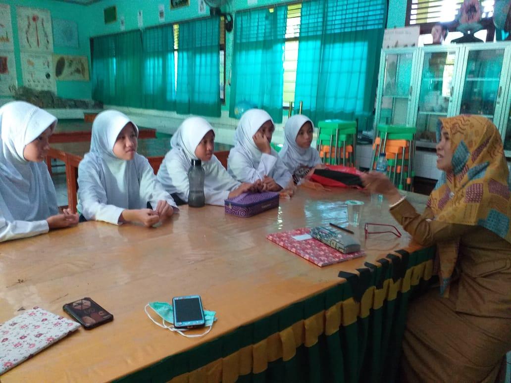 MTsN 1 Bandar Lampung; Mengenal Science Club