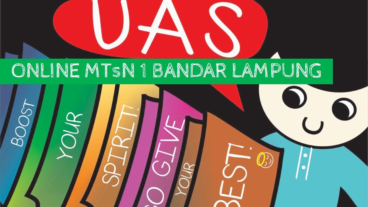 Protokol Ujian  Semester Genap Online MTsN 1 Bandar Lampung