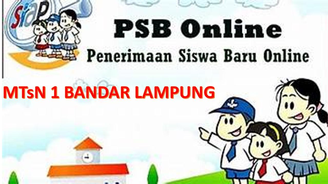 H-1 Pembukaan Pendaftaran Program Reguler MTsN 1 Bandar Lampung