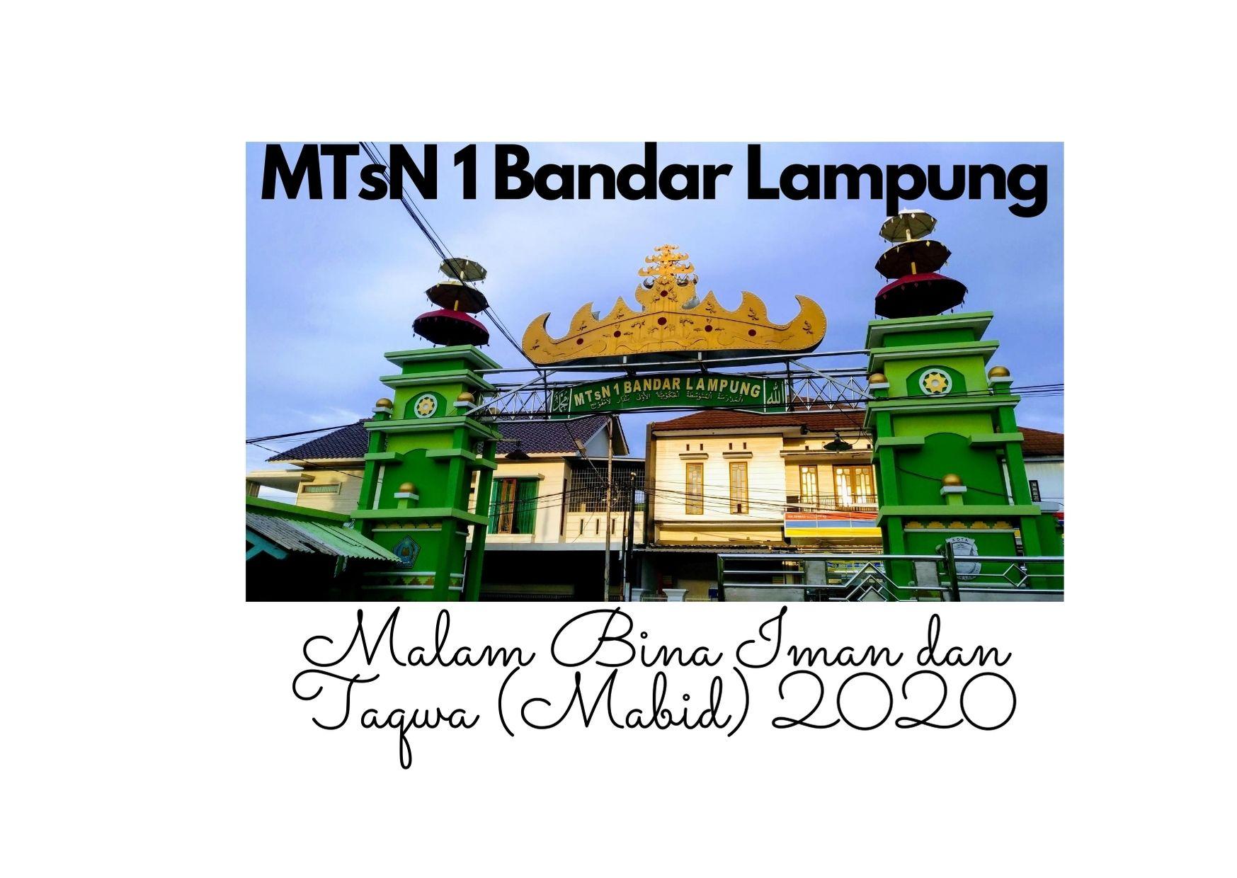 Program Kelas Unggul MTsN 1 Bandar Lampung gelar Mabit Online