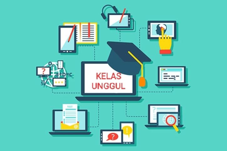 Jadwal Pembelajaran Online Kelas Unggul MTsN 1 Bandar Lampung TP. 2020/2021