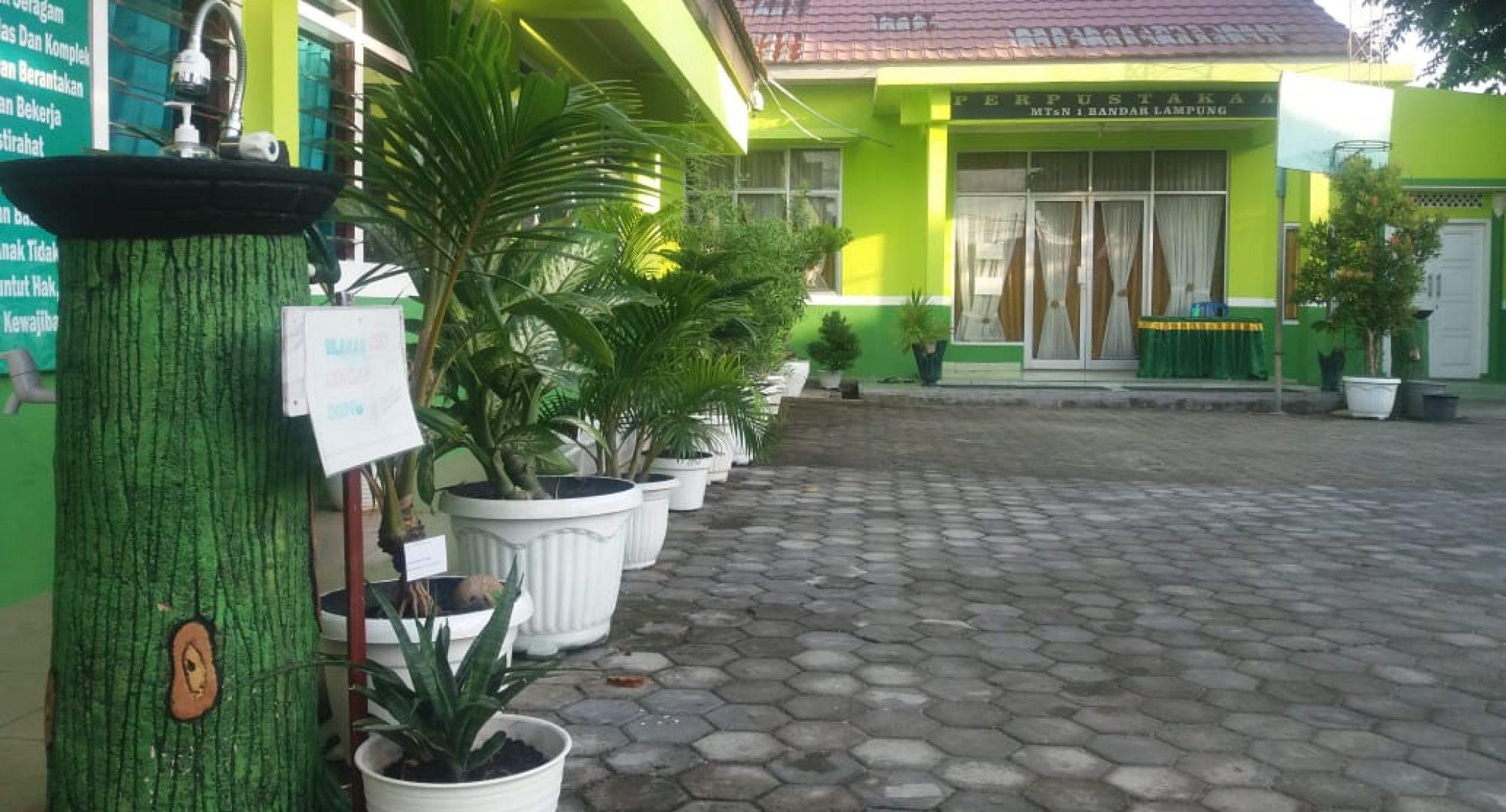 MTsN1 Bandar Lampung