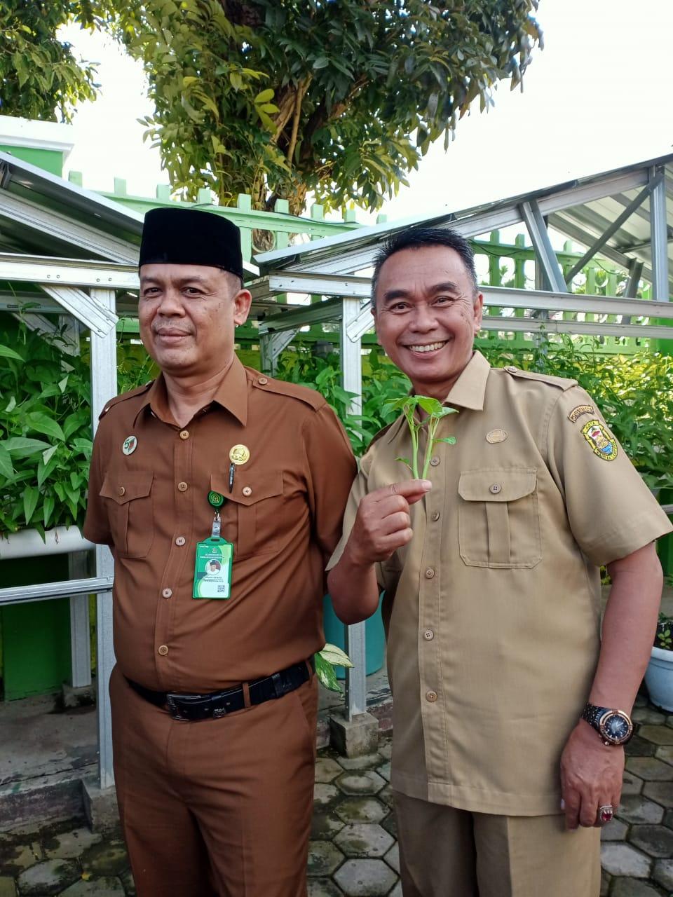 Februari 2021 - MTsN1 Bandar Lampung